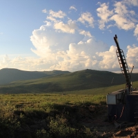 Klaza Property - Drilling the Klaza Zone