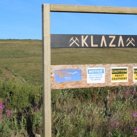 Klaza Property Sign